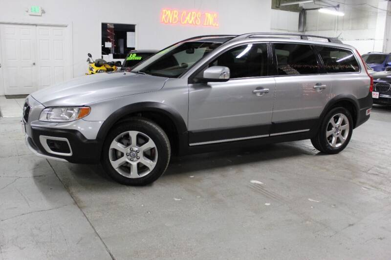 2009 Volvo XC70 for sale at R n B Cars Inc. in Denver CO