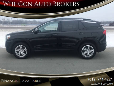 2018 GMC Terrain for sale at Whi-Con Auto Brokers in Shakopee MN