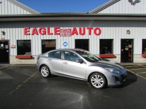2009 Mazda MAZDA3 for sale at Eagle Auto Center in Seneca Falls NY