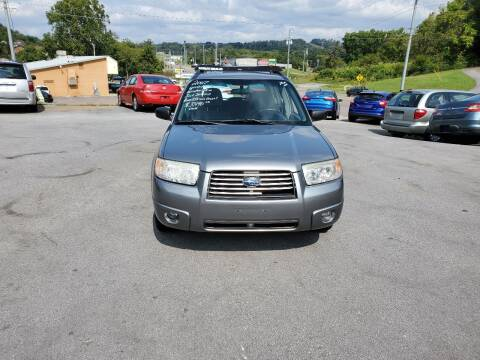 2007 Subaru Forester for sale at DISCOUNT AUTO SALES in Johnson City TN