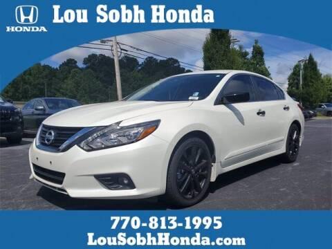 2017 Nissan Altima for sale at Lou Sobh Honda in Cumming GA