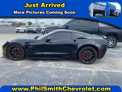 2019 Chevrolet Corvette for sale at PHIL SMITH AUTOMOTIVE GROUP - Phil Smith Chevrolet in Lauderhill FL