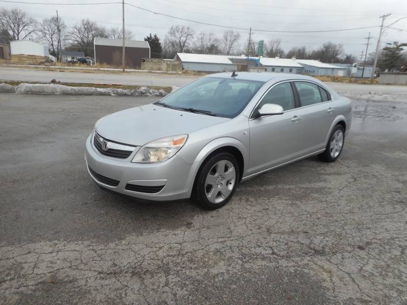 2009 Saturn Aura for sale at RJ Motors in Plano IL