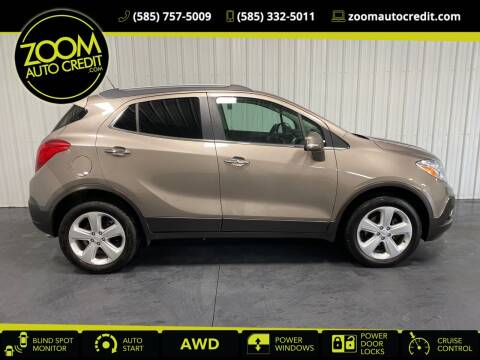 2015 Buick Encore for sale at ZoomAutoCredit.com in Elba NY