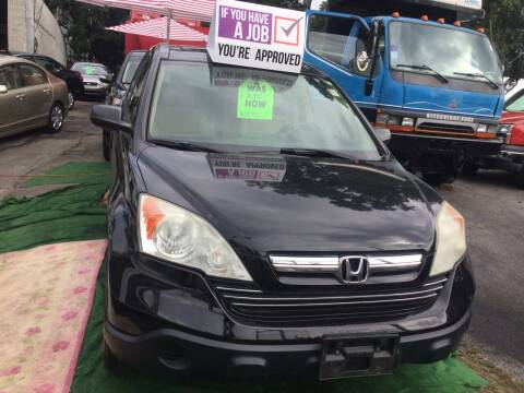 2009 Honda CR-V for sale at White River Auto Sales in New Rochelle NY