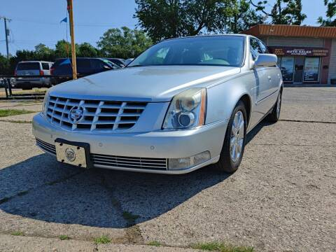 2011 Cadillac DTS for sale at Lamarina Auto Sales in Dearborn Heights MI