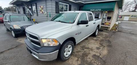 2017 RAM Ram Pickup 1500 for sale at MGM Auto Sales in Cortland NY