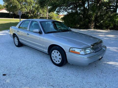 2005 Mercury Grand Marquis for sale at Unique Sport and Imports in Sarasota FL