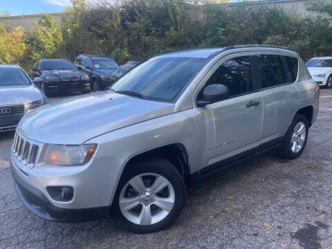2014 Jeep Compass for sale at Car Online in Roswell GA