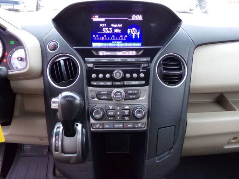 2013 Honda Pilot 4x4 EX-L 4dr SUV - Oconomowoc WI