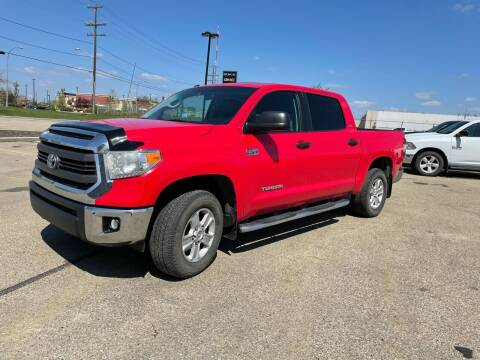 2014 Toyota Tundra for sale at Truck Buyers in Magrath AB