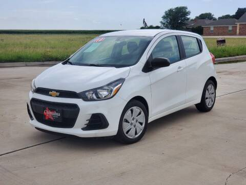 2018 Chevrolet Spark for sale at Chihuahua Auto Sales in Perryton TX