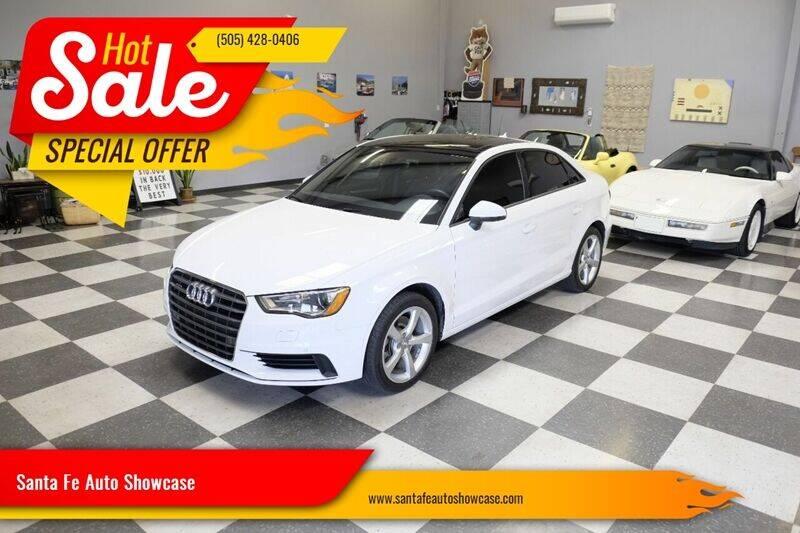 2016 Audi A3 for sale at Santa Fe Auto Showcase in Santa Fe NM