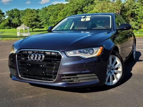 2013 Audi A6 for sale at Speedy Automotive in Philadelphia PA