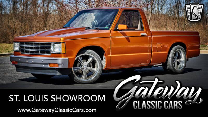 1987 Chevrolet S-10 for sale in O'Fallon, IL