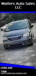 2016 Chrysler Town and Country for sale at Wallers Auto Sales LLC in Dover OH