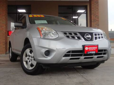 2012 Nissan Rogue for sale at Arandas Auto Sales in Milwaukee WI