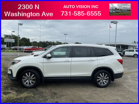 2019 Honda Pilot for sale at Auto Vision Inc. in Brownsville TN