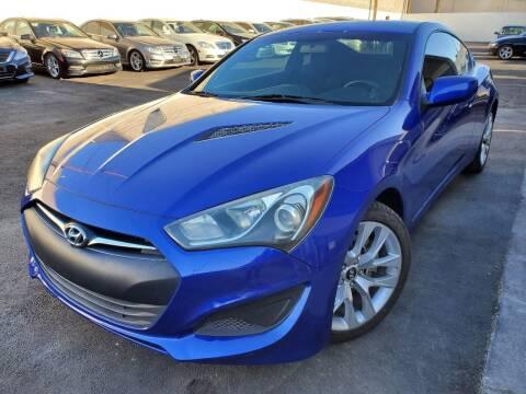 2013 Hyundai Genesis Coupe for sale at Auto Center Of Las Vegas in Las Vegas NV