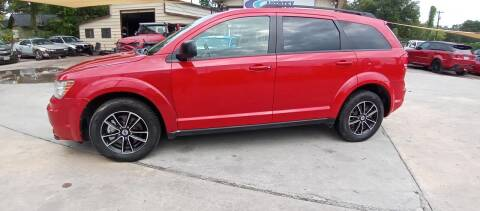 2018 Dodge Journey for sale at AUTOTEX FINANCIAL in San Antonio TX