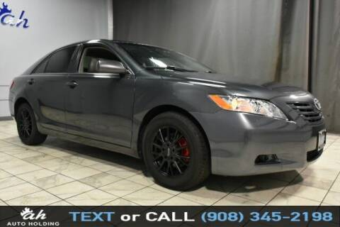2008 Toyota Camry for sale at AUTO HOLDING in Hillside NJ