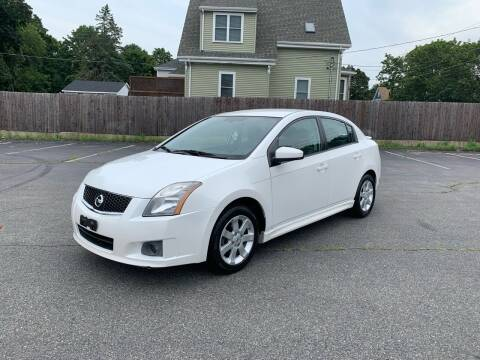 2010 Nissan Sentra for sale at Pristine Auto in Whitman MA