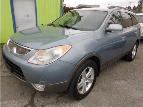 2007 Hyundai Veracruz for sale at Klean Carz in Seattle WA