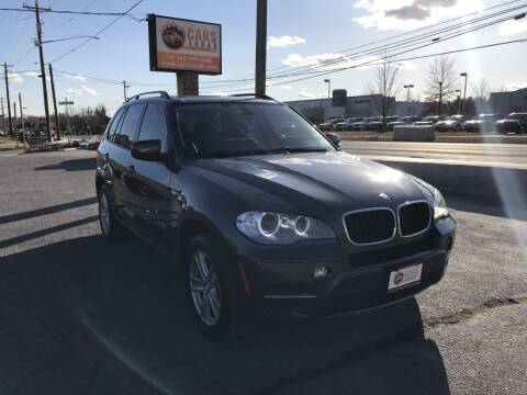 2012 BMW X5 for sale at Cars 4 Grab in Winchester VA