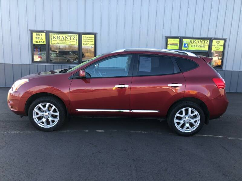 2013 Nissan Rogue for sale at Krantz Motor City in Watertown SD
