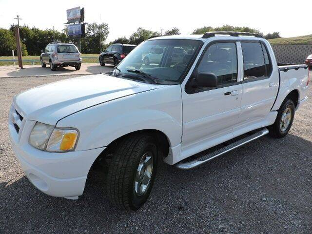 2004 Ford Explorer Sport Trac for sale at ABAWA & SONS in Wylie TX