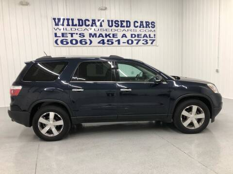 2011 GMC Acadia for sale at Wildcat Used Cars in Somerset KY