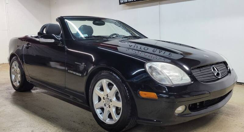 2002 Mercedes-Benz SLK for sale at Orlando Auto Sale in Orlando FL