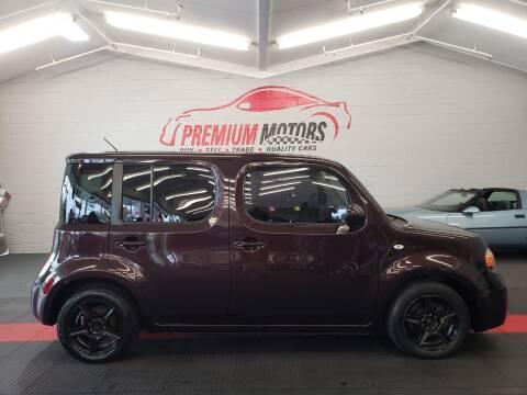 2011 Nissan cube for sale at Premium Motors in Villa Park IL