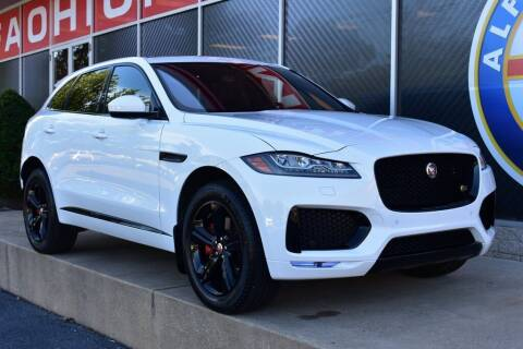 2020 Jaguar F-PACE for sale at Alfa Romeo & Fiat of Strongsville in Strongsville OH