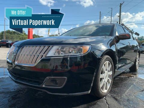 2012 Lincoln MKZ Hybrid for sale at Always Approved Autos in Tampa FL