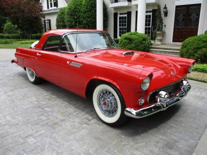1955 Ford Thunderbird for sale at Classic Investments in Marietta GA