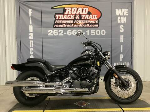 2015 Yamaha V Star® 650 Custom for sale at Road Track and Trail in Big Bend WI
