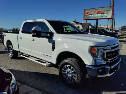 2020 Ford F-250 Super Duty for sale at Sunset Auto Body in Sunset UT