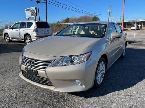 2015 Lexus ES 350 for sale at Signal Imports INC in Spartanburg SC