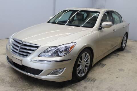 2012 Hyundai Genesis for sale at Flash Auto Sales in Garland TX