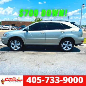 2004 Lexus RX 330 for sale at Credit Connection Auto Sales in Midwest City OK