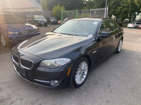 2013 BMW 5 Series for sale at Polonia Auto Sales and Service in Hyde Park MA