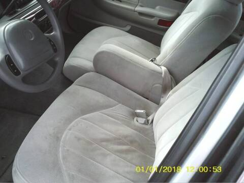 2000 Mercury Grand Marquis for sale at D & D Auto Sales in Topeka KS