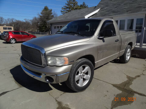 2005 Dodge Ram Pickup 1500 for sale at John's Auto Sales in Council Bluffs IA