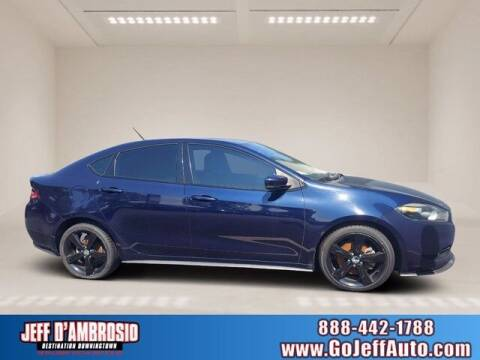 2015 Dodge Dart for sale at Jeff D'Ambrosio Auto Group in Downingtown PA
