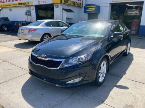 2013 Kia Optima for sale at US Auto Network in Staten Island NY