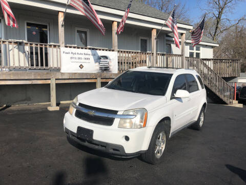 2008 Chevrolet Equinox for sale at Flash Ryd Auto Sales in Kansas City KS