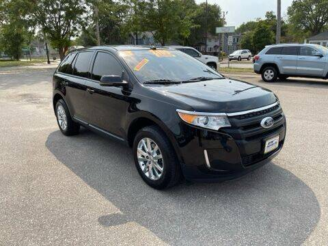 2013 Ford Edge for sale at RPM Motor Company in Waterloo IA