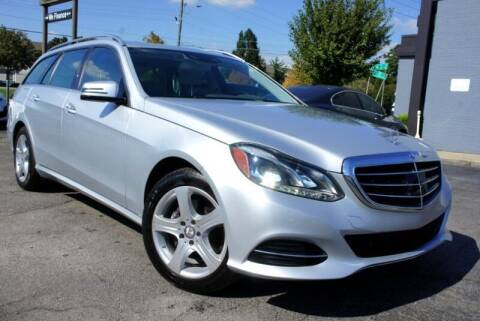 2014 Mercedes-Benz E-Class for sale at CU Carfinders in Norcross GA