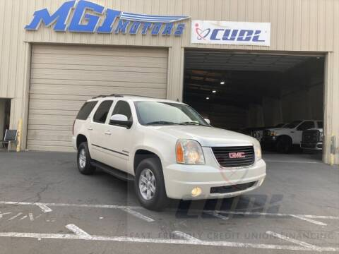 2011 GMC Yukon for sale at MGI Motors in Sacramento CA